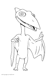 dinosaur train coloring pages dinosaur train coloring pages to