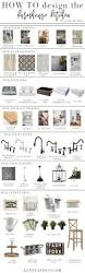 how to design my kitchen how to design the farmhouse kitchen of your dreams lynzy u0026 co