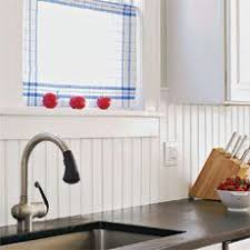 wainscoting kitchen backsplash how to install a solid surface backsplash solid surface beadboard