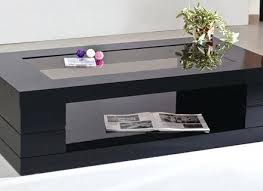 Square Black Coffee Table Cool Square Coffee Tables With Storage Table Good Large Black Jennyo