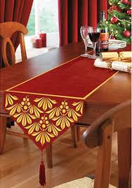 needlepoint table runners for all seasons
