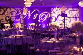 wedding backdrop monogram jd events san diego wedding event design monogram jd events