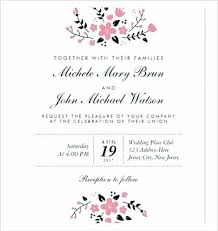 wedding photo invitation templates pretty floral modern stylish
