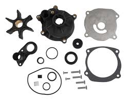 evinrude water pump kit w housing 434421 18 3392