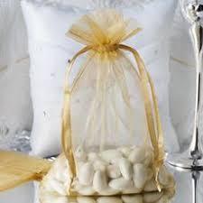 gold organza bags organza favor bag 6x9 diy crafts efavormart