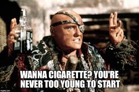Smokers Meme - smoker dennis hopper imgflip