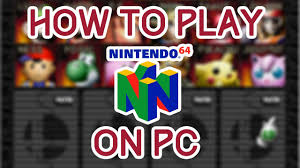 n64 price guide how to play n64 games on pc nintendo 64 no controllers needed