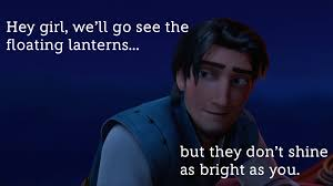 Disney Girl Meme - hey girl with flynn rider oh my disney