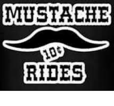Mustache Ride Meme - mustache rides meme on me me