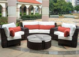 Patio Sectionals Clearance by Brilliant Outdoor Patio Dining Sets Clearance Patio Sectional