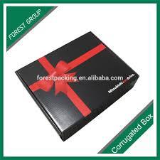 boite emballage cadeau en carton fantaisie chanceux carton emballage cadeau de noël boîte carton