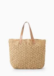 where to buy raffia mango raffia shopper bag where to buy how to wear