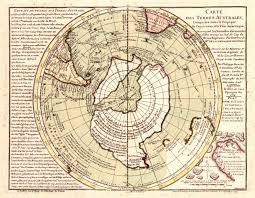 Ancient Map The Buache Map A Controversial Ancient Chart Depicting Ice Free
