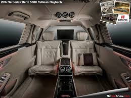 mercedes benz s600 pullman maybach 2016 picture 16 of 18