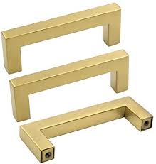 where to buy kitchen cabinet handles in singapore goldenwarm 3 inch brass drawer pulls gold kitchen cabinet