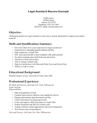 paralegal resume template immigration paralegalsume sle assistant endearing canada