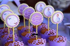 sofia the birthday party ideas kara s party ideas sofia the princess birthday party ideas