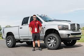 Dodge Ram Cummins Generations - meet the competition diesel power challenge 2014