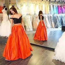 best 25 orange prom dresses ideas on pinterest prom dresses two