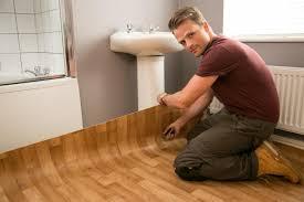 Installing Bathroom Floor - install bathroom flooring how to install bathroom flooring 4