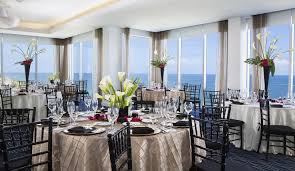 cheap wedding ceremony and reception venues fort lauderdale wedding reception venues sonesta