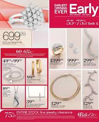 belk black friday jewelry sale gallery of jewelry