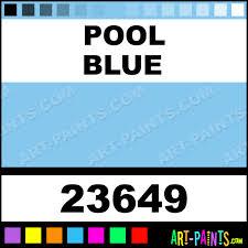 pool blue artist acrylic paints 23649 pool blue paint pool