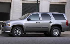2007 Chevy Tahoe Ltz Interior Used 2008 Chevrolet Tahoe Hybrid For Sale Pricing U0026 Features