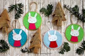 8 diy animal ornaments to go for
