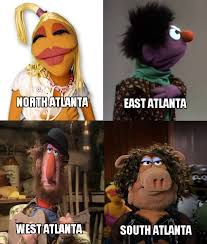 Atlanta Memes - the people of atlanta muppets edition rebrn com