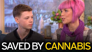 i gave my dying son cannabis to ease his cancer symptoms and he