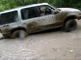 2000 ford explorer lift lifted 1998 explorer vs mud