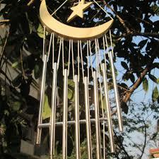 aliexpress buy wood metal garden ornaments 9 moon