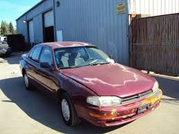 Toyota Camry Interior Parts 1992 Toyota Camry 4 Door Sedan Dx Model 2 2l At Fwd Color Red