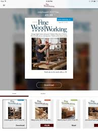 Woodworking Magazine Reviews by Fine Woodworking Magazine On The App Store