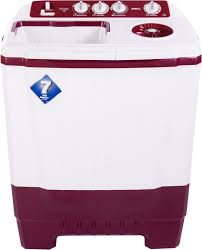 onida 7 5 kg semi automatic top load washing machine price in