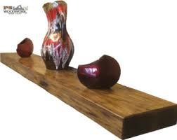 Thick Floating Shelves by Floating Mantel Etsy