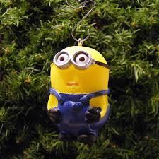 minions ornament part 37 referee minion despicable me