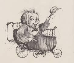Childrens Halloween Poems Razorwire Pictures Stephen Gammell U0027s World Of Horror