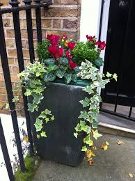 Front Door Planters by 28 Best Planters Images On Pinterest Pots Gardening And Garden