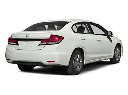 2015 honda civic sedan price trims options specs photos