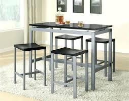 tall dining table and chairs tall dining table beautiful tall breakfast table set counter height
