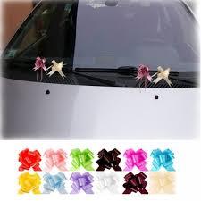 noeud de voiture mariage mini noeud a tirer pour voiture mariage decoration mariage badaboum