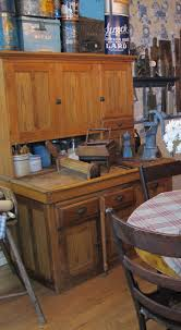 Country Primitive Home Decor 158 Best Hoosier Cabinets And Cupboards Images On Pinterest