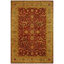 Rust Area Rug Safavieh Antiquity Collection Rust Area Rug 5x8 Tufted