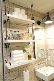 Idea Bathroom Decorate Bathroom Shelves Lamdepda Info