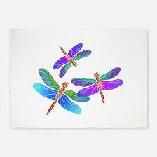 Dragonfly Outdoor Rug Iridescent Rugs Iridescent Area Rugs Indoor Outdoor Rugs