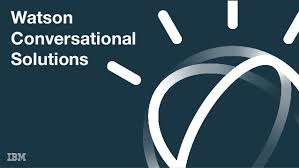 Conversational Text Messaging Solutions - vivatech 2017 ibm watson conversational solutions