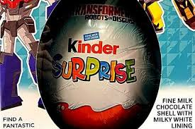 where to buy chocolate eggs kinder eggs are fast becoming a craze this easter here s