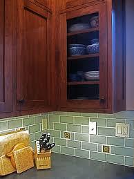 Craftsman Kitchen Cabinets Earthy Craftsman Kitchen U0026 Bath